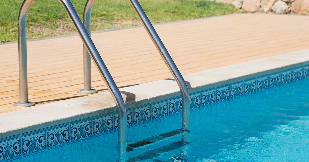 Handy Handrail Tips from Larry\'s Pool Service - CPA - California ...